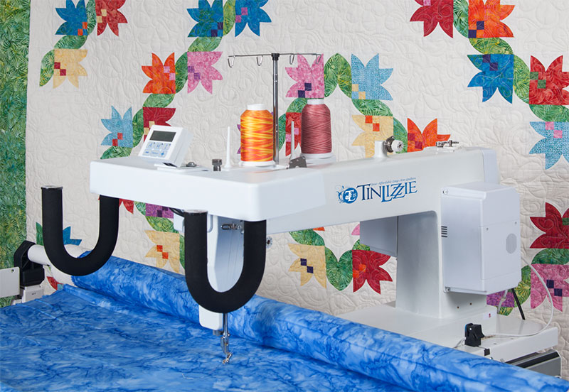 Long-arm Quilting Machines