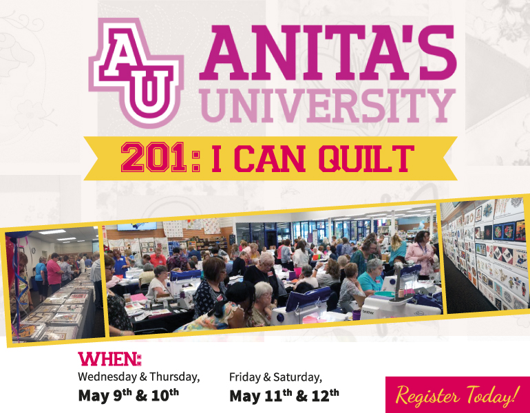 Anita's University 201