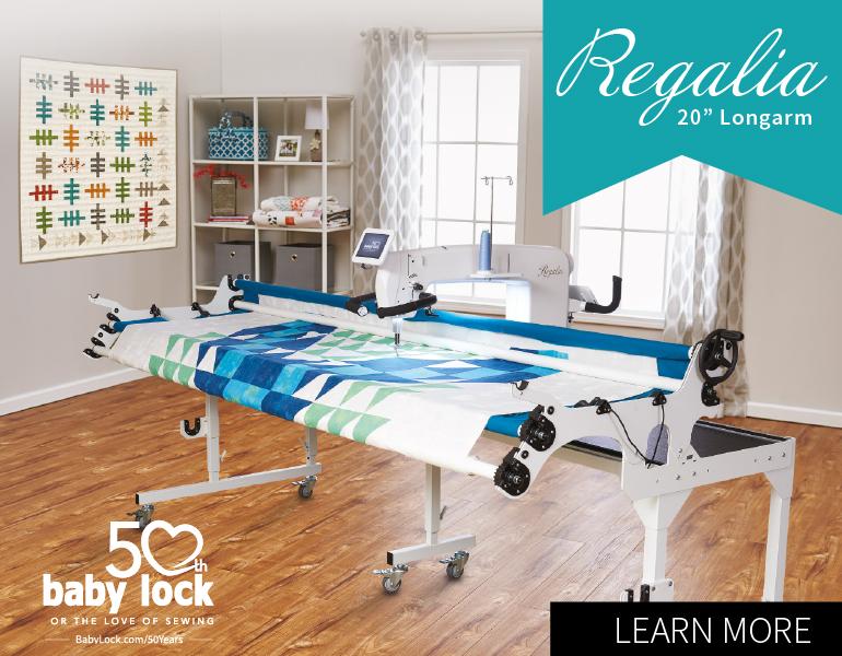 Baby Lock Regalia