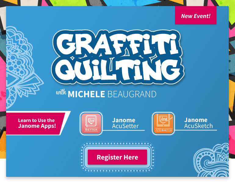 Graffiti Quilting
