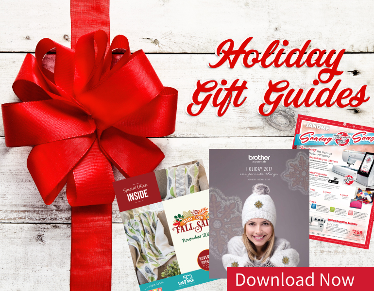 Hoilday Gift Guides are here