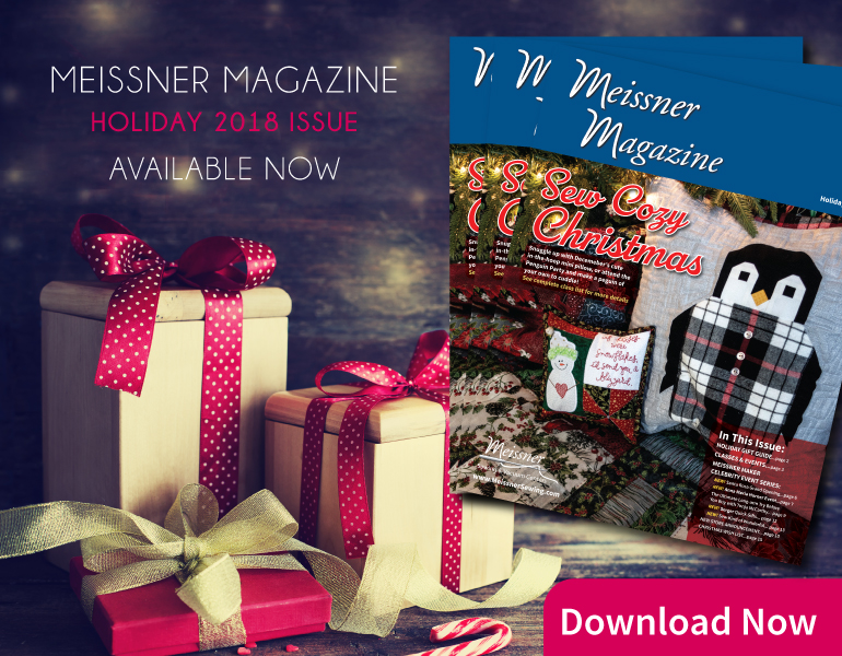 Meissner Magazine Holiday issue