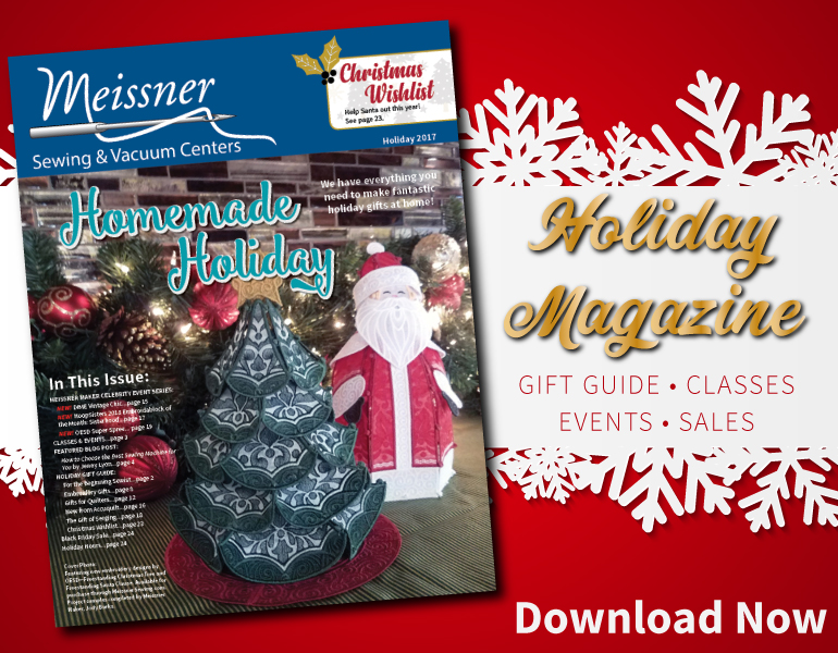 Meissner Magazine Holiday 2017 Issue now available