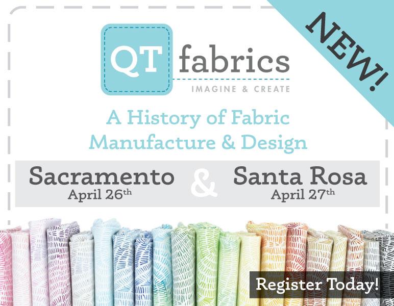 QT Fabric event