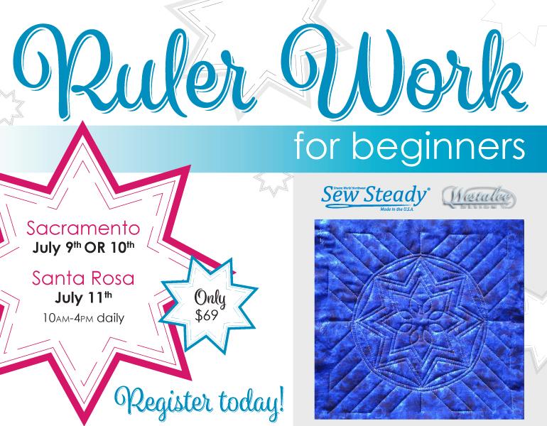 RulerWork for Beginners