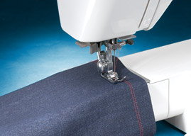 Free-Arm Sewing