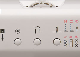 Push Button Features