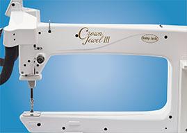 Baby Lock Crown Jewel III 18-inch Long-arm Quilting Machine ... : crown jewel longarm quilting machine - Adamdwight.com