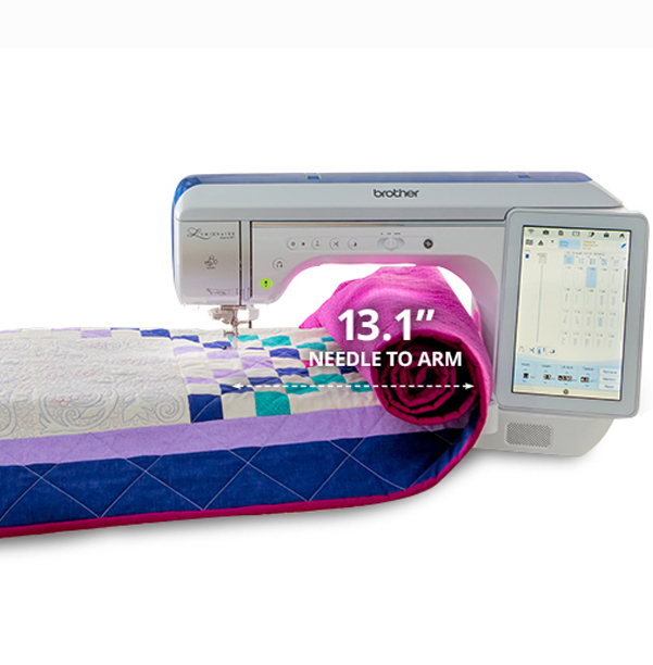 Brother Luminaire Innov Is Xp1 Sewing Quilting Embroidery