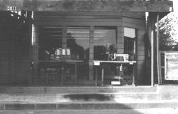 Ernest Meissner's first Sacramento location on P Street