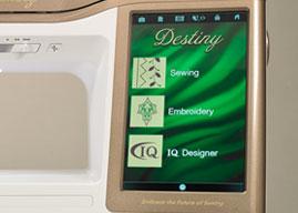 Destiny Touch Screen