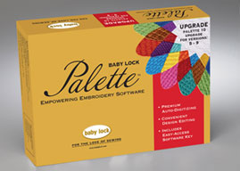 Upgrade Your Current Palette to Palette 10