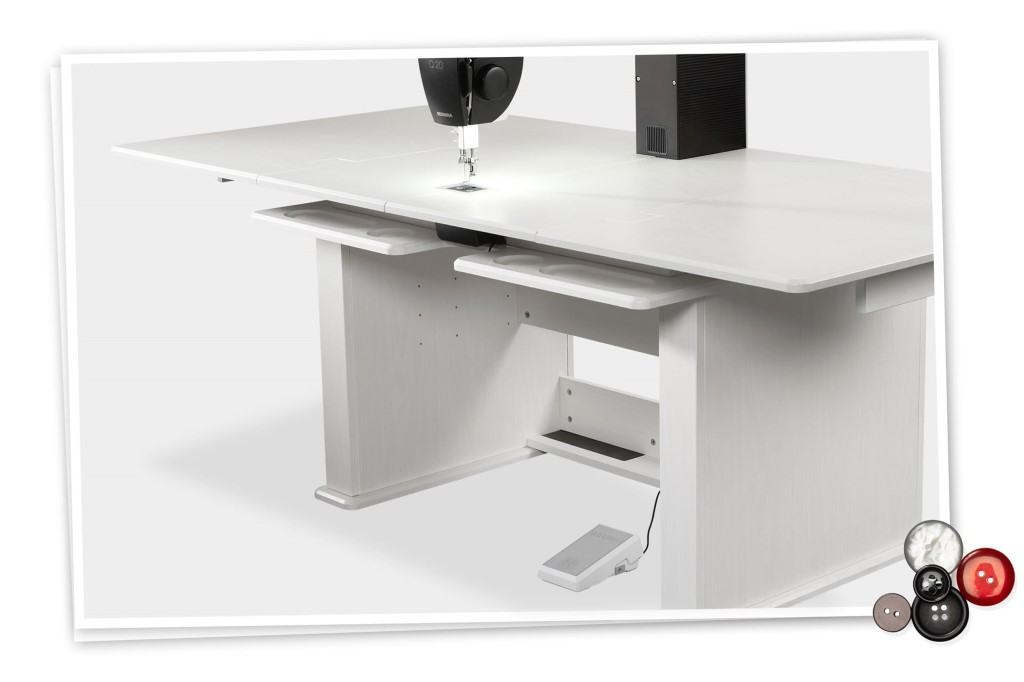 Table for BERNINA Q 20