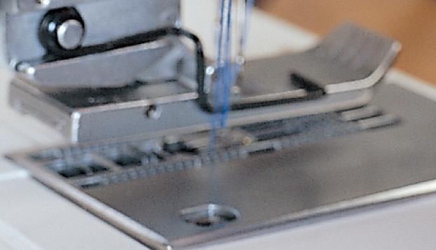 Vertical Needle Drop