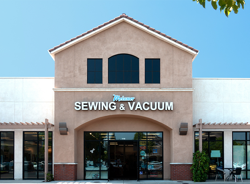 Meissner Sewing Roseville Store