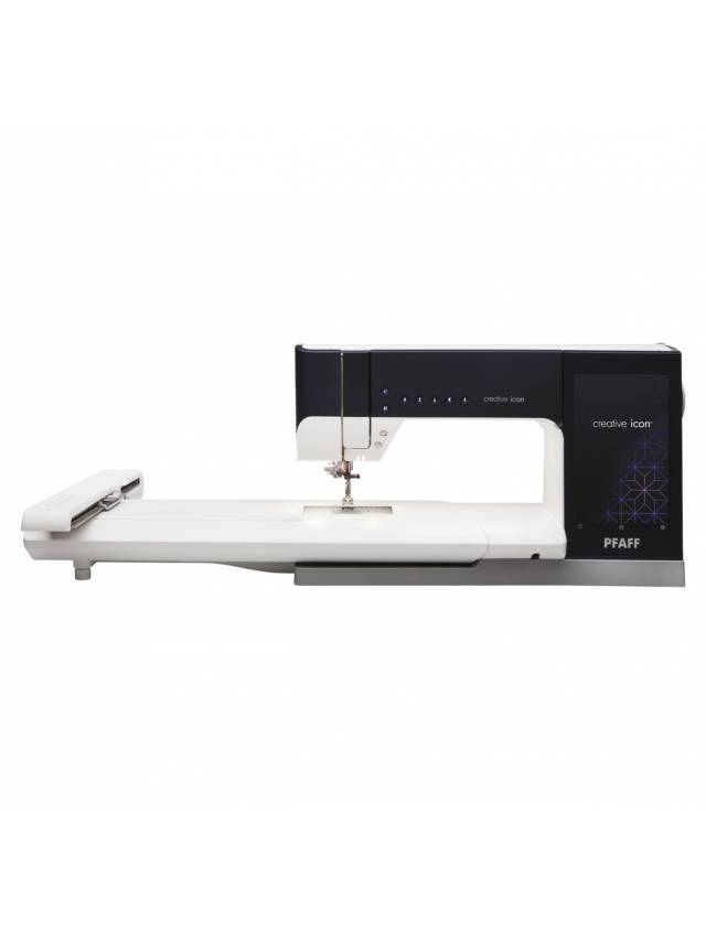 Pfaff Creative Icon Sewing Quilting Embroidery Machine Meissner Sewing